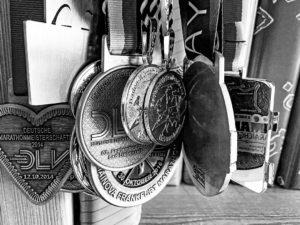 Medallien von Horst Liebing